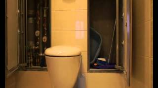 Сантехнические люки под плитку для коробов(, 2014-06-20T10:12:27.000Z)