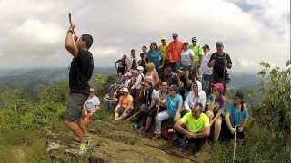 Harlem Shake - Mountain TOP edition - Adjuntas, Puerto Rico