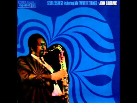 John Coltrane Quartet at Newport Jazz Festival - I Want to Talk About You