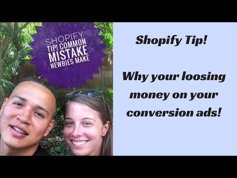 Shopify Mistake! This is why your loosing money on facebook ads thumbnail