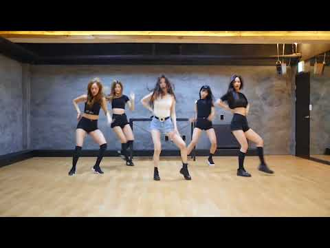 SUNMI - GASHINA (Choreography Practice Video)