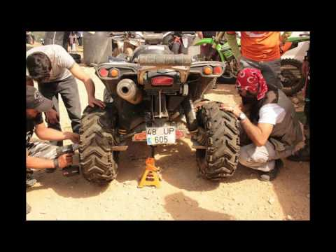BKT TYRES ATV CHAMPIONSHIP IN TURKEY BEE ENGINEERING LTD