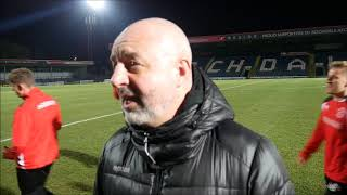 INTERVIEW | Keith Hill Post-Fleetwood Town (H)