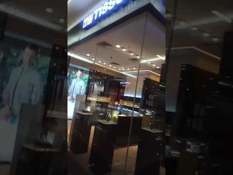 Tissot showroom. Forum fiza mall. Mangalore.