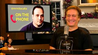 Anthony Talks With Cowhead About Bubba the Love Sponge