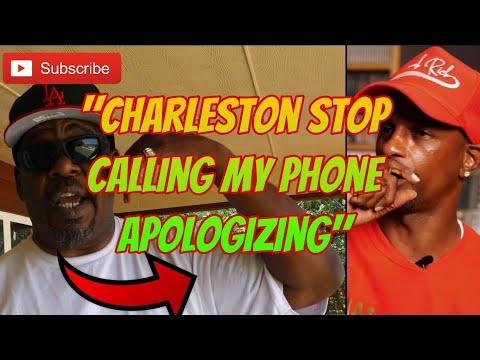 Download Mob James responds to Charleston White GUN ALTERCATION  👀 👀 (Must See)