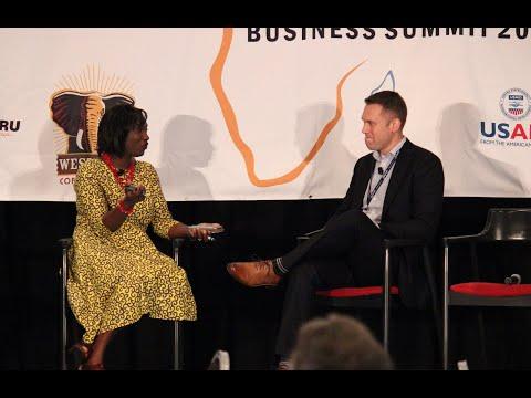 Retail in Africa - Adam Hemphill, Director Government Relations – Walmart#tradewithafrica
