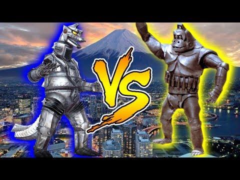Mechani-Kong vs. MechaGodzilla (Showa) /...