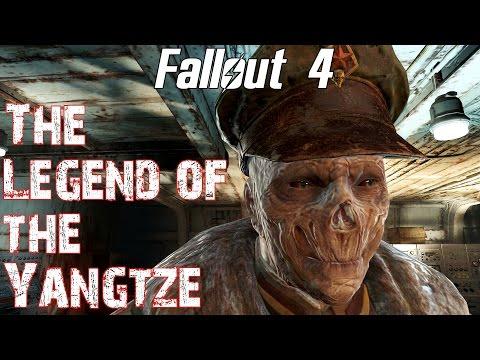 Fallout 4- The Legend of the Yangtze