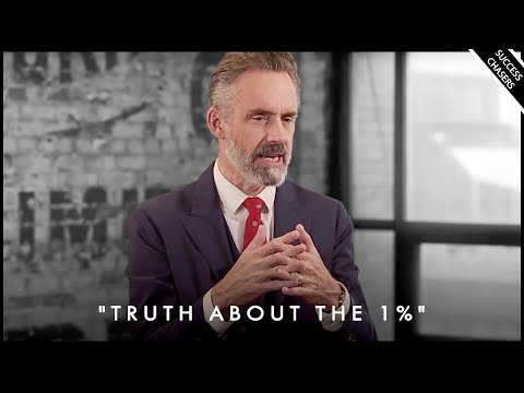 The Scary Truth About Success & Wealth Distribution - Jordan Peterson Motivation