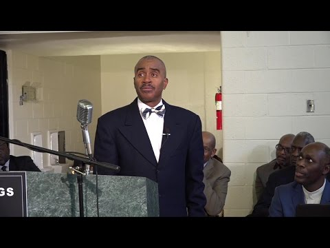 Truth of God Broadcast 1090-1092 New Year's Day Service Pastor Gino Jennings HD Raw Footage!