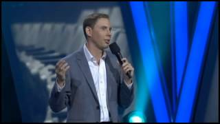 Corporate Comedian Ryan Hamilton 2013 Reel JFL