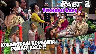 Lagu Karo Nya Toba ️ Colabs With Penari Kece Part 2 Josia Christine Batak Wedding