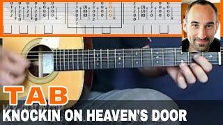 "Guitar Cover / Tab ""Knockin' On Heaven's Door"" by MLR-Guitar"