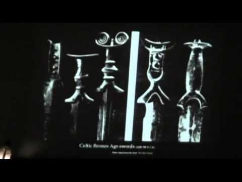 Canaanite bronze age short sword found in Texas