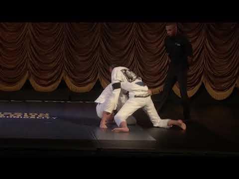 September 16, 2017 - Maia Dua - Submission ProTour Elite Series - Crest Theatre in Sacramento