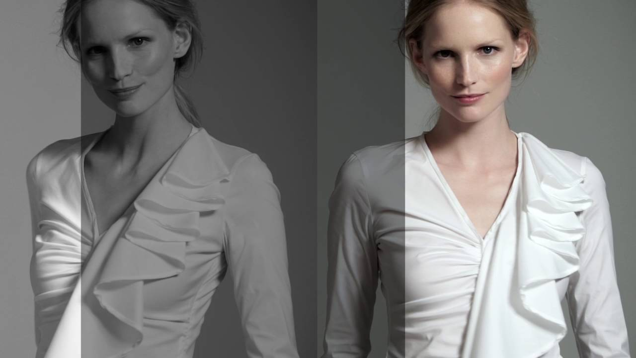 Fall 2016 woman white shirt collection ch carolina for Carolina herrera white shirt collection