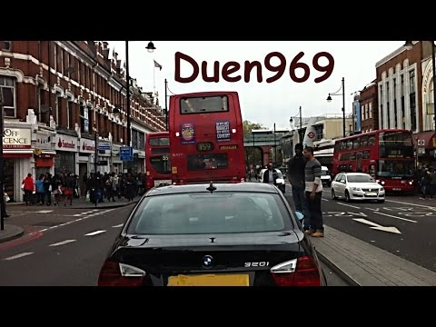 London Streets (582.) - West Norwood - Tulse Hill - Brixton - Lambeth