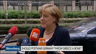 Has Germany Forgotten Its Own Debt Relief Past?
