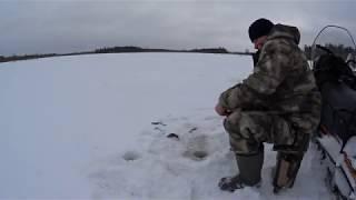 Зимняя рыбалка Ловля окуня Полное видео совсем скоро