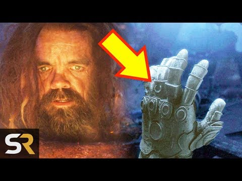 Marvel Theory: Peter Dinklage's Eitri Could Be The Key To Avengers Endgame