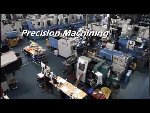 Precision Manufacturing - CMC Manufacturing