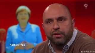 Hart aber fair - Auf dem Gipfel - was macht Merkel mit ihrer Macht?