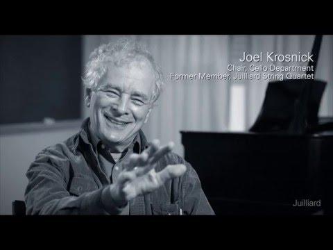 Juilliard Snapshot: Joel Krosnick on the Dynamics of a Good String Quartet