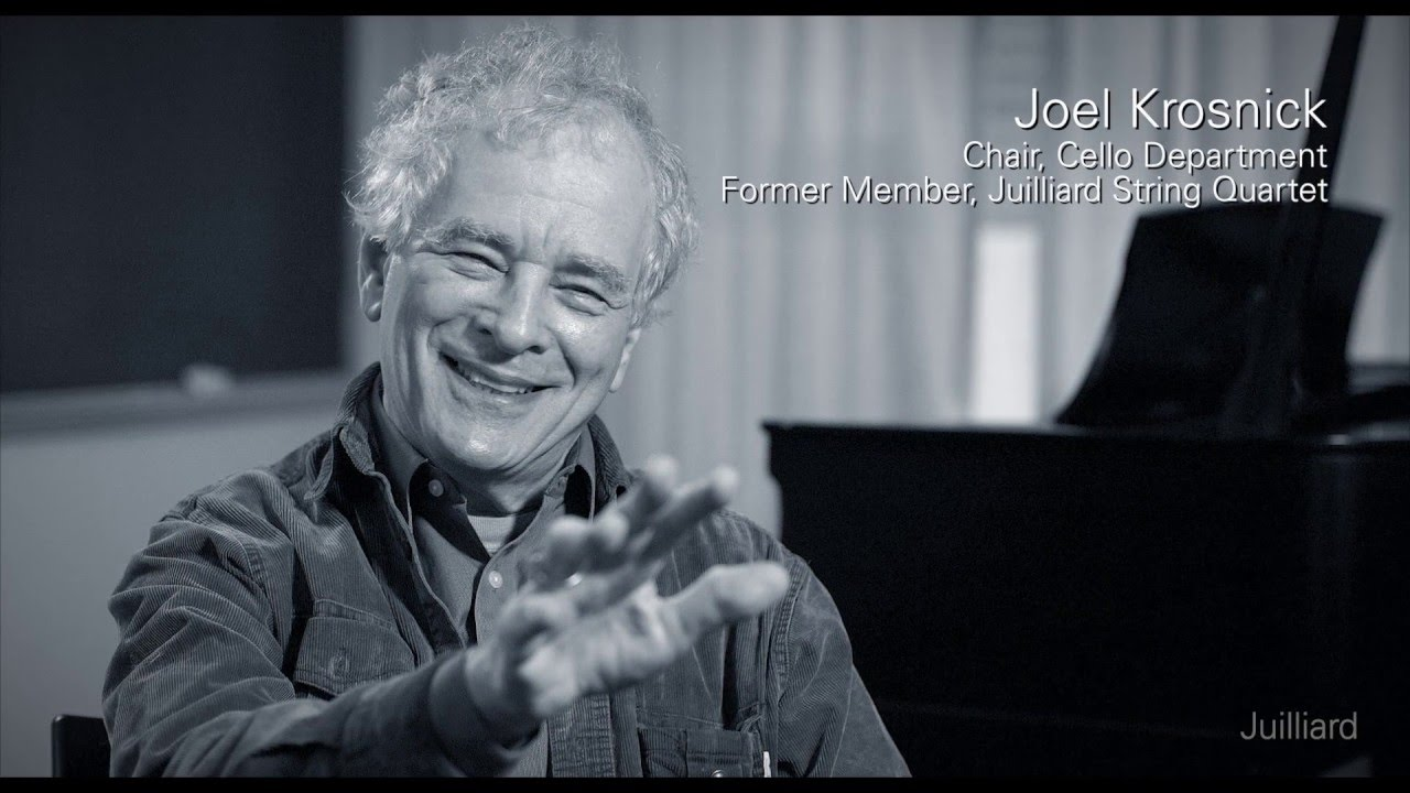 Juilliard Snapshot: Joel Krosnick on the Dynamics of a Good String Quartet