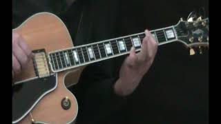 Wave - Jazz Guitar Lesson 1
