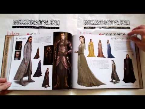 the hobbit an unexpected journey chronicles art & design pdf