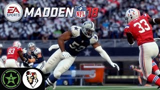 Let's Play - Madden 18 with Lazar Beam
