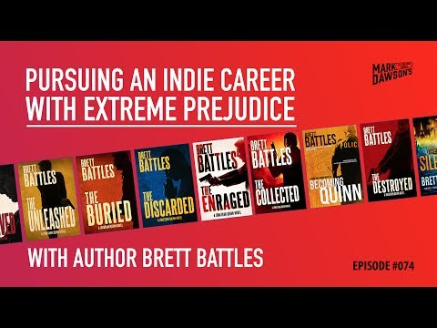 SPF Podcast 74: Writing with extreme prejudice.