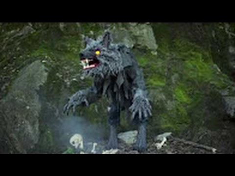 spirit halloween 2016 6 ft howling werewolf spirit sneak peeks 2016 youtube - Spirit Halloween 2016