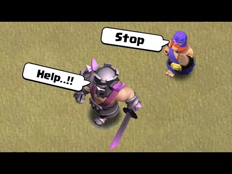 Clash Of Clans Funny Moments Montage   COC Glitches, Fails, Wins, And Troll Compilation #49