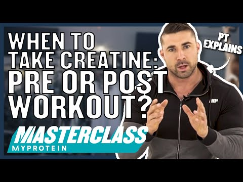 when-to-take-creatine-—-pre--or-post-workout?-|-myprotein