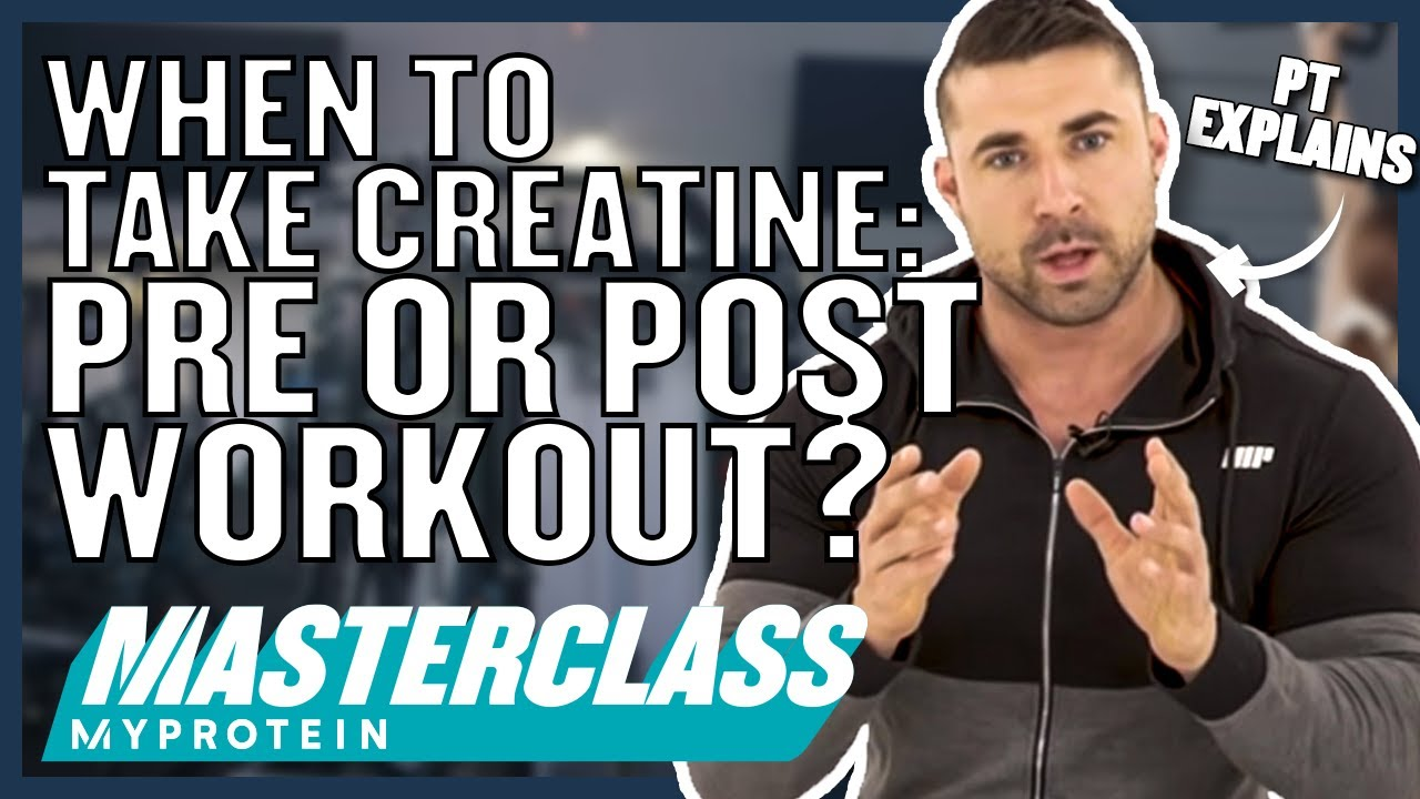How to drink creatine