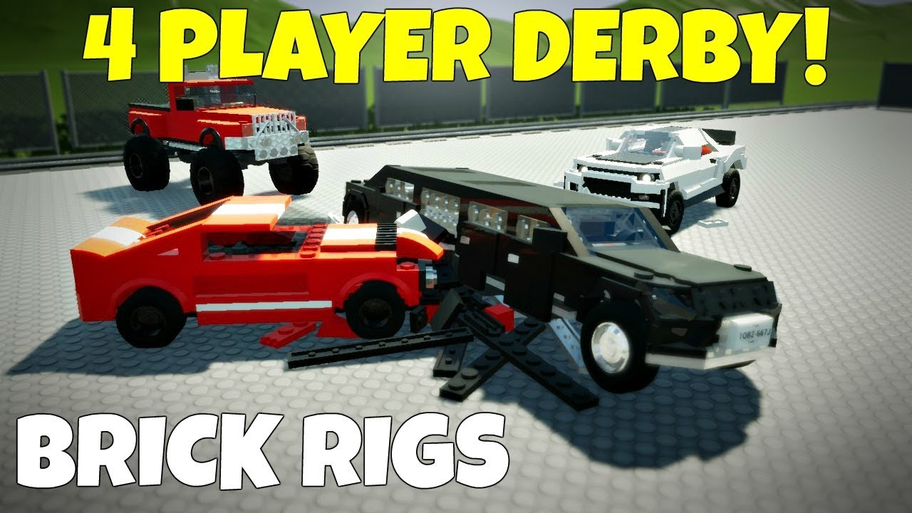 how to play brick rigs