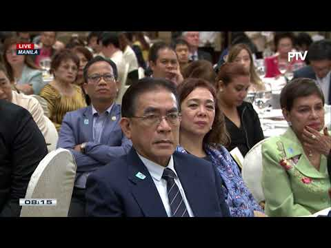 President Rodrigo Duterte graces the 56th Anniversary of PHILCONSA