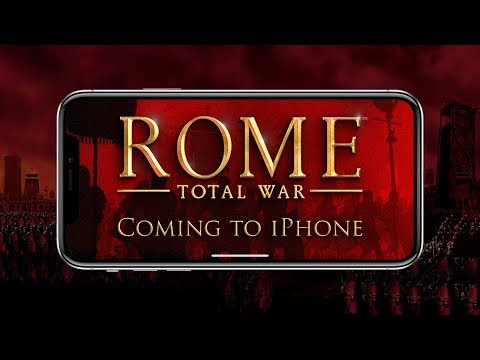 Rome Total War For iPhone Get First Trailer