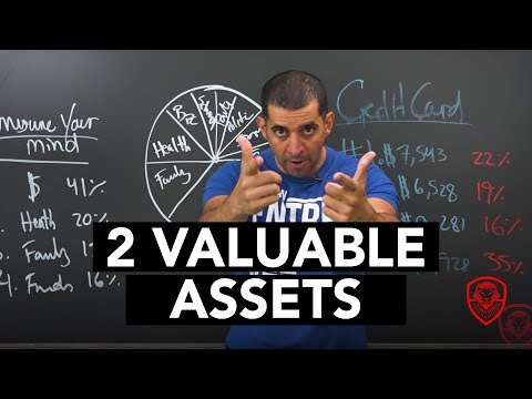 Most Valuable Assets of an Entrepreneur