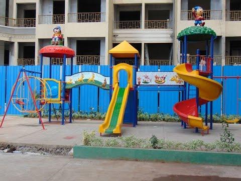 Children Play Equipment MAPS59 Site At Jewel Ariesta Badlapur By Royal Play Equipments