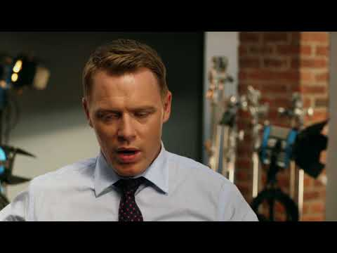 "The Blacklist: Season 5 Premiere     Diego Klattenoff ""Donald Ressler"" Soundbites    SocialNews.XYZ"
