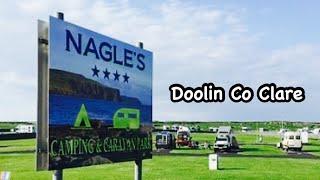 Nagle's Doolin Camping & Caravan Park. Co Clare
