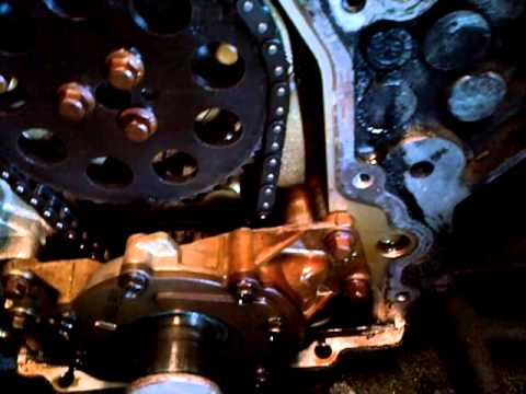 140,000 mile LS1 Timing Chain