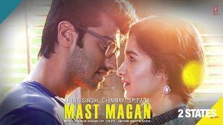 Mast Magan Karaoke 2 States 2014 with lyrics