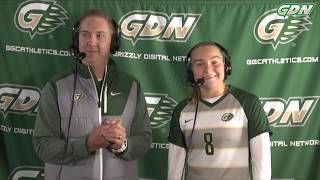Postmatch Interview: Victoria Bischof vs Columbia (Mo.)