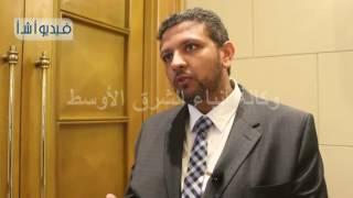 """بالفيديو : مدير بالاتحاد الأوروبي """"الإدارة المتكاملة للموارد المائية تحكم أولويات القطاع المائي"""""""