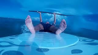 Paddlesurf Tom