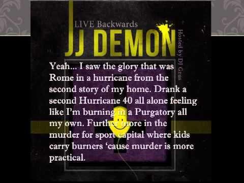 Jj Demon - The Rain (Lyrics)